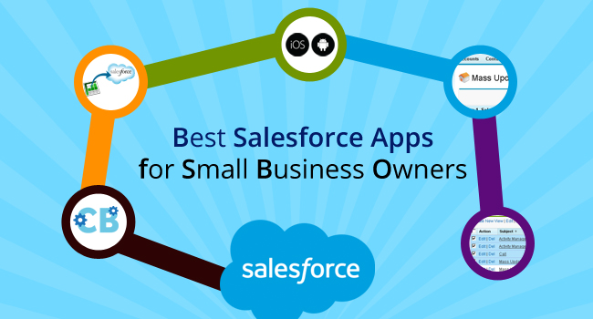 Best Salesforce Apps For Small Business Owners.